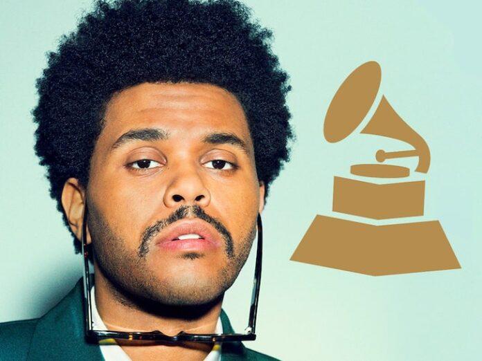 L'artista The Weeknd