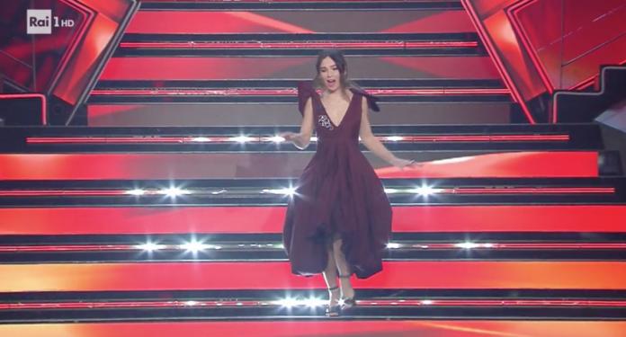 Matilda De Angelis Sanremo 2021