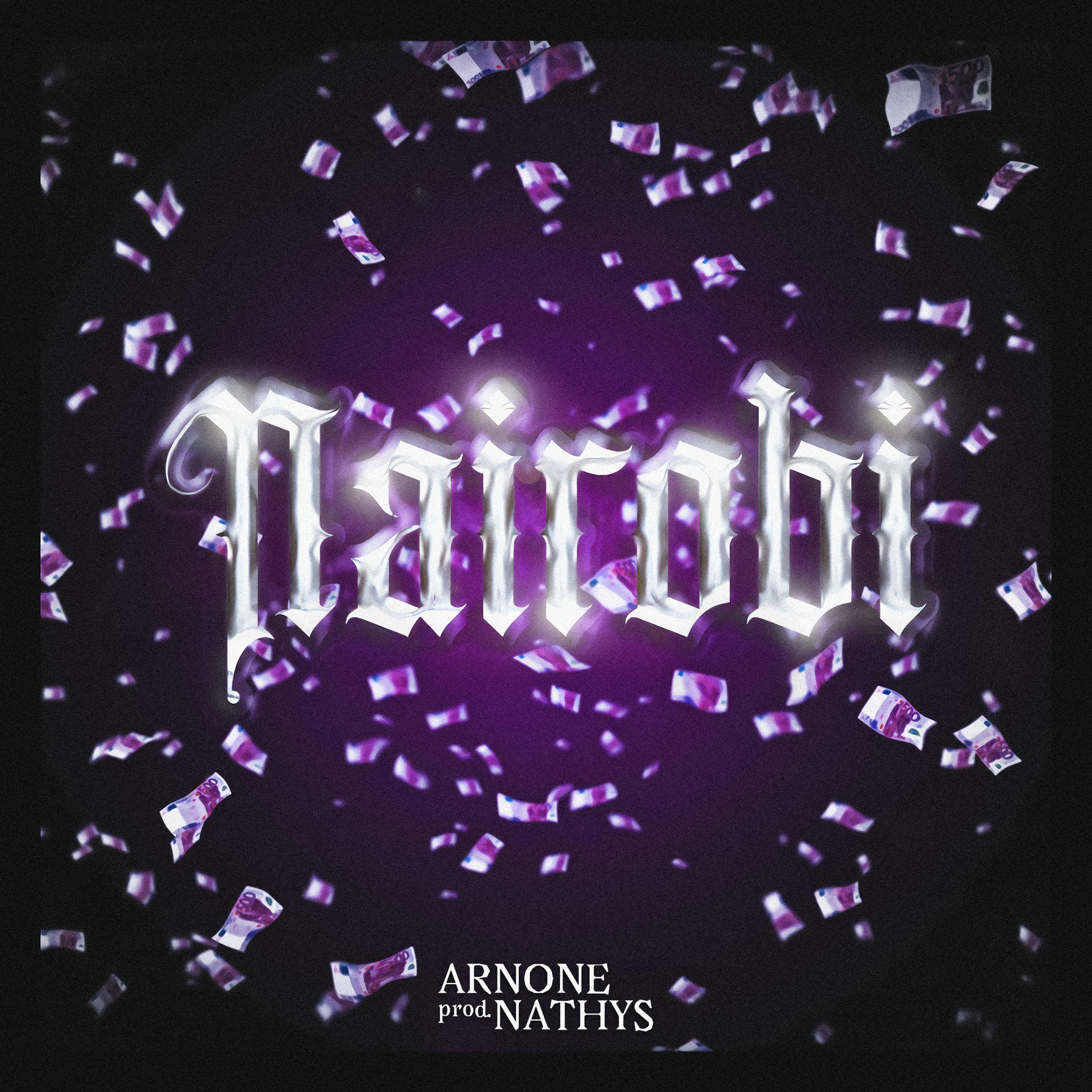 Arnone, copertina di Nairobi