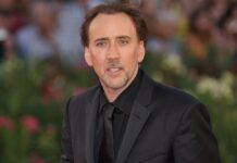 Nicolas Cage quinto matrimonio Las Vegas