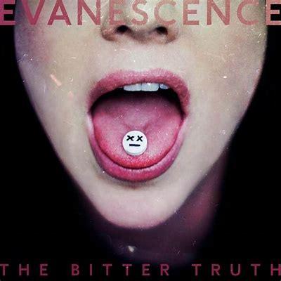 Evanescence, copertina di The Bitter Truth