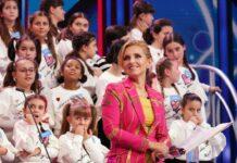 Sabrina Simoni, direttrice del Piccolo Coro dell'Antoniano di Bologna, artcolo di Loredana Carena (foto ufficio stampa)