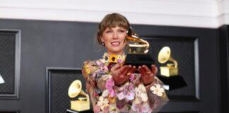 Taylor Swift ai Grammy