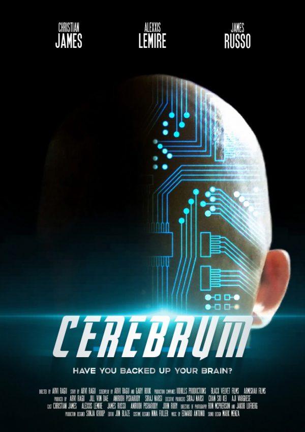 Cerebrum: Il thriller fantascientifico trailer, poster