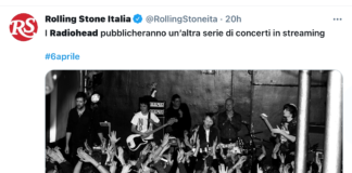 Eventi Radiohead