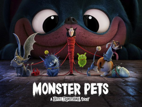Hotel Transylvania Monster Pets