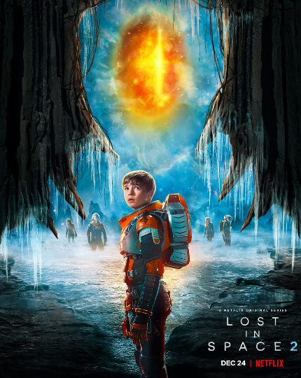 Lost in Space stagione 3