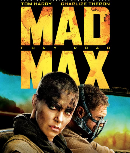 Mad Max Fury Road Antology