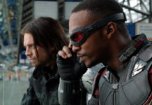 """The Falcon and the Winter Soldier"":"