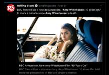 Scomparsa Amy Winehouse