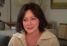 Shannen Doherty gira video sul suo cancro al seno
