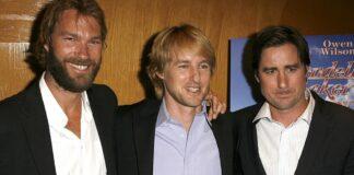 Owen Wilson e fratelli attori.