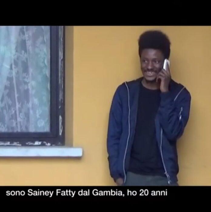 la storia di Sainey
