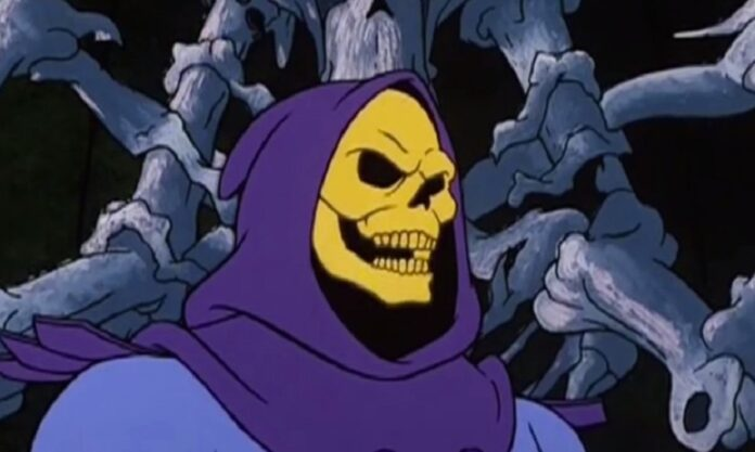 Action figure Skeletor Keldor