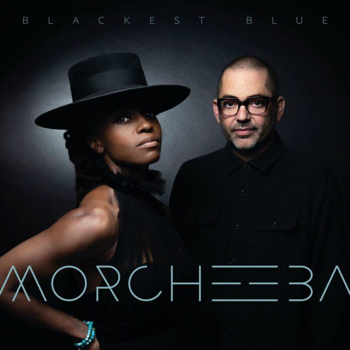 Blackest Blue, cover