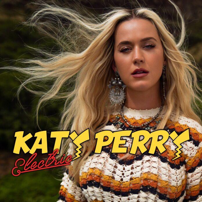 Katy Perry canta Electric, tema di Pokémon