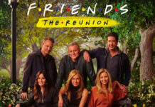 Speciale reunion di Friends