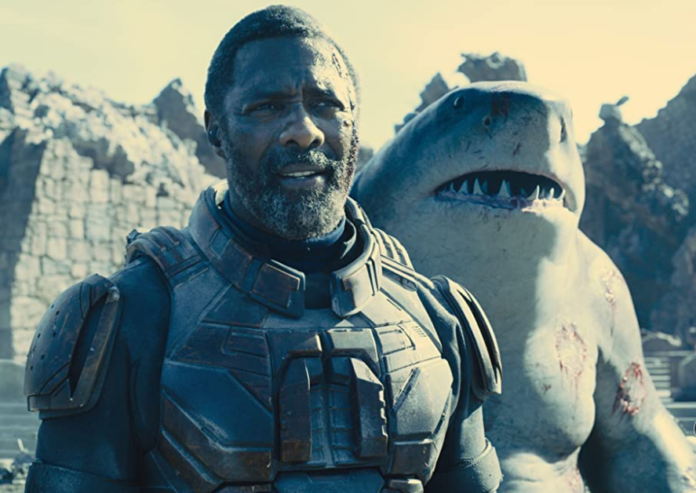 King Shark di The Suicide Squad