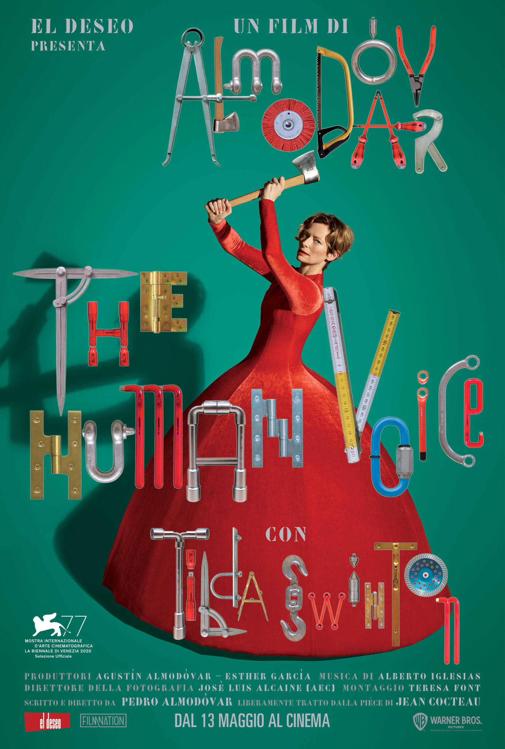 THE HUMAN VOICE