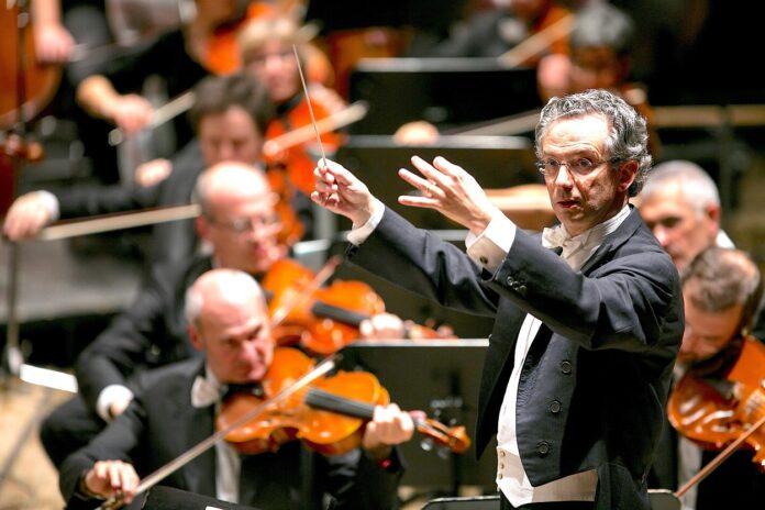 Fabio Luisi direttore d'orchestra