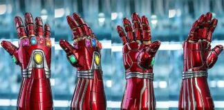 Iron Man Nano Gauntlet