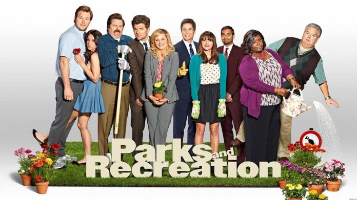 Parks and Recreation serie Tv