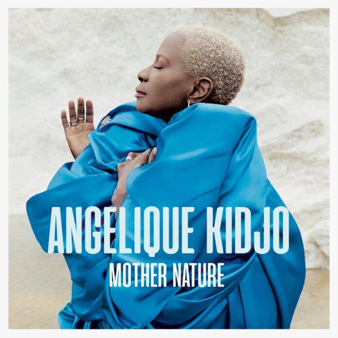 Angelique Kidjo, copertina di Mother Nature