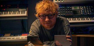 BTS Ed Sheeran
