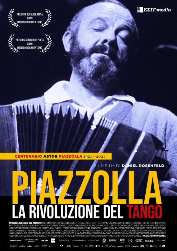 Piazzolla la rivoluzione del tango