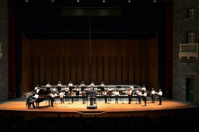 Audizioni Coro Voci Bianche Teatro Carlo Felice