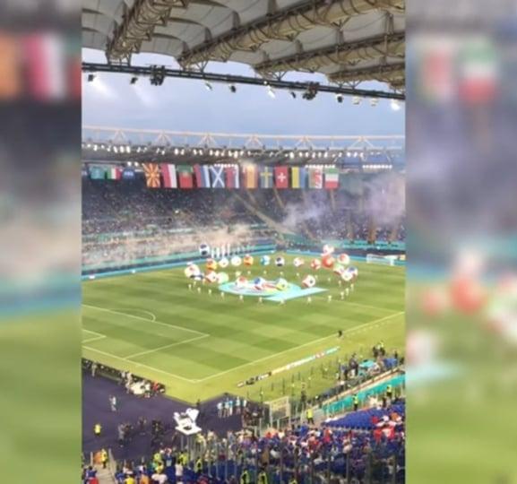 Andrea Bocelli Europei 2020