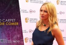 Jodie Comer ai Bafta Television Awards