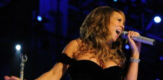 Mariah Carey cantante
