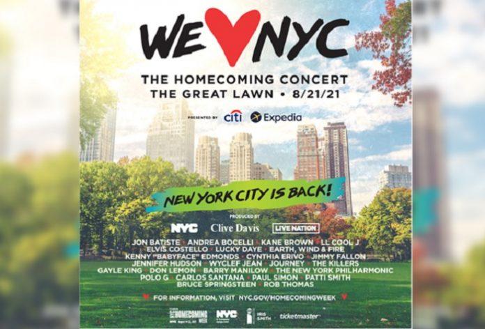 Reopening New York City