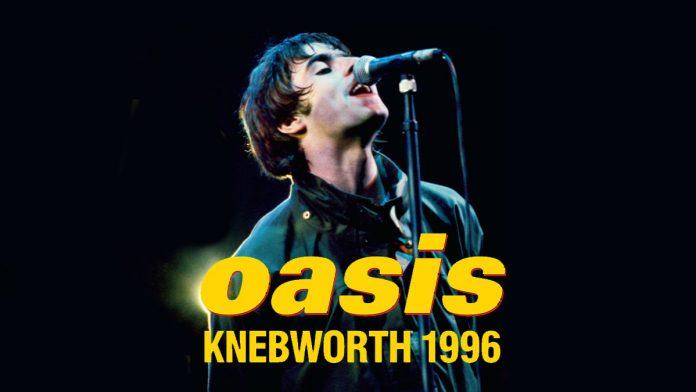 Oasis Knebworth 1996?