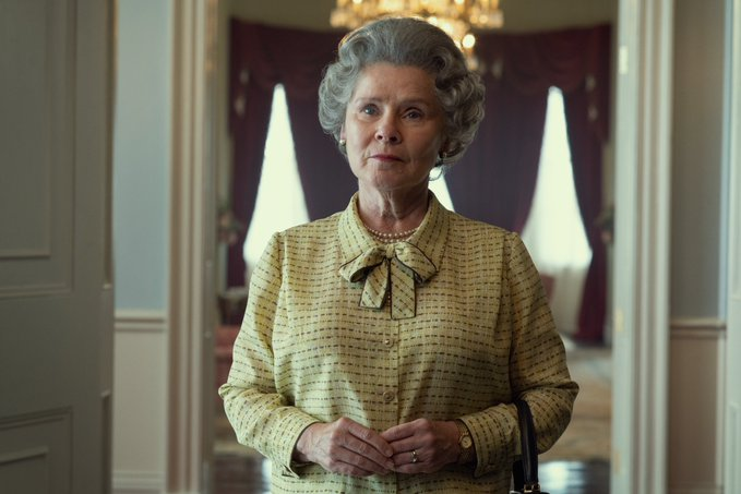 The Crown quinta stagione