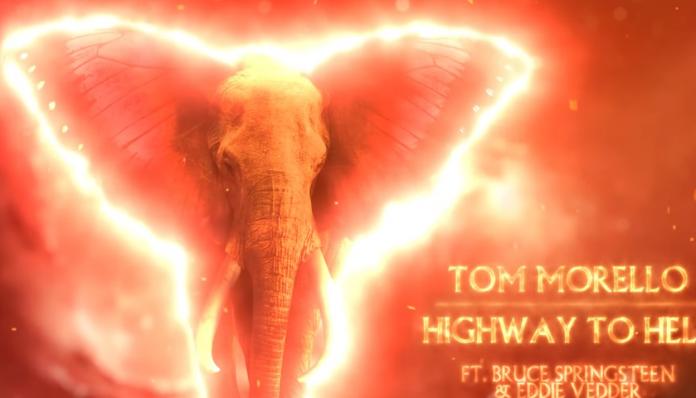Tom Morello: ecco una assaggio del prossimo disco