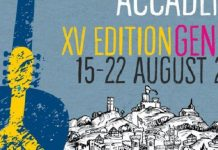 Accademia Internazionale Italiana Mandolino e Chitarra 2021