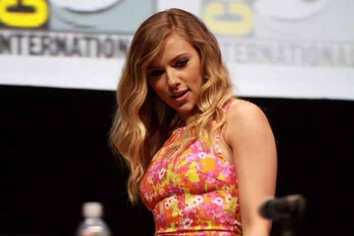 Scarlett Johansson è mamma di un maschietto