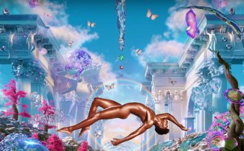 Montero, cover dell'album