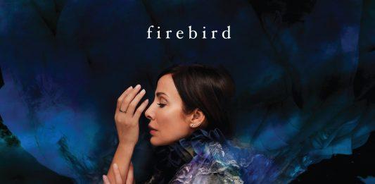 Firebird, copertina dell'album