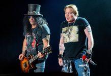 Hard Skool dei Guns N' Roses