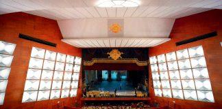 interno del teatro arcimboldi