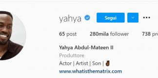 Yahya Abdul-Mateen II